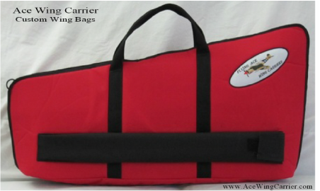 RC Wing Bag by www.Ace Wing Carrier.com
