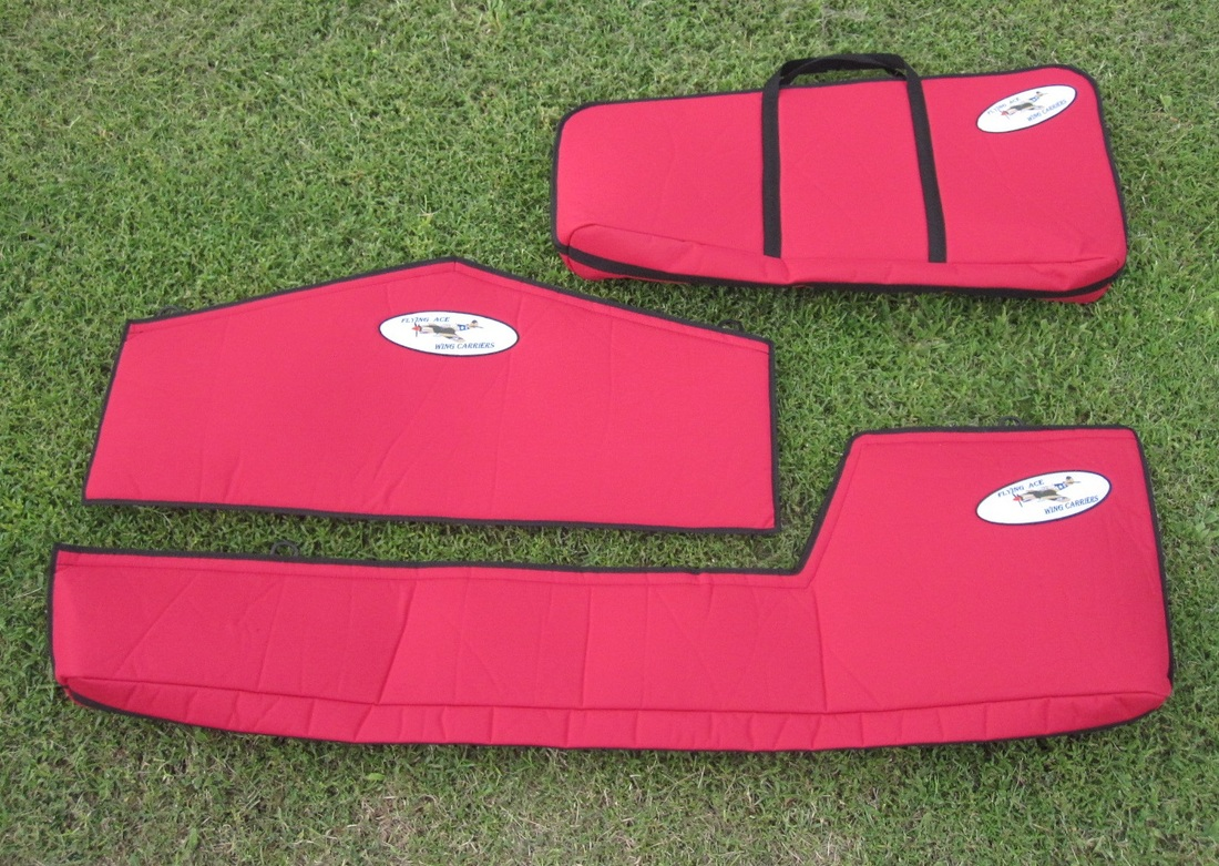 RC Jet Wing Bags by www.AceWingCarrier.com